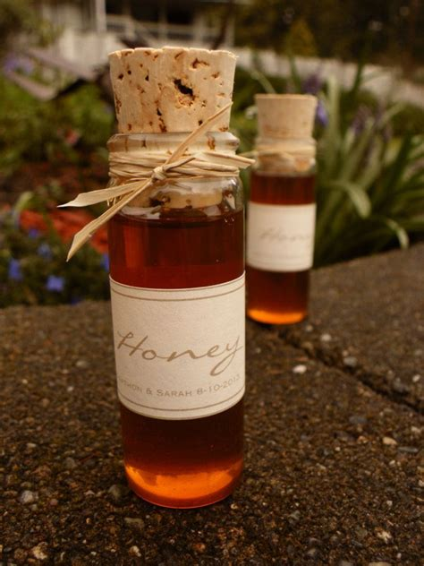 rustic pure raw unfiltered honey in 2019 wedding gifts