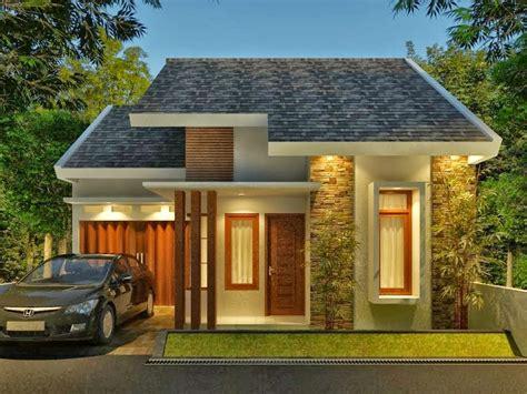 kumpulan desain rumah minimalis sederhana  populer