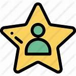 Celebrity Icon Premium Icons Flaticon Svg