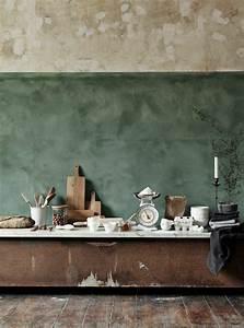Zimmer Vintage Gestalten : 45 super ideen f r farbige w nde ~ Whattoseeinmadrid.com Haus und Dekorationen
