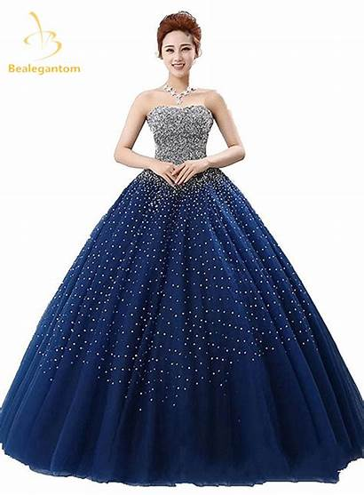 Royal Dresses Ball Gown Quinceanera Sweet Vestidos