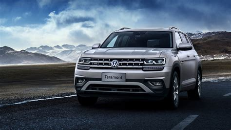 volkswagen teramont wallpaper hd car wallpapers