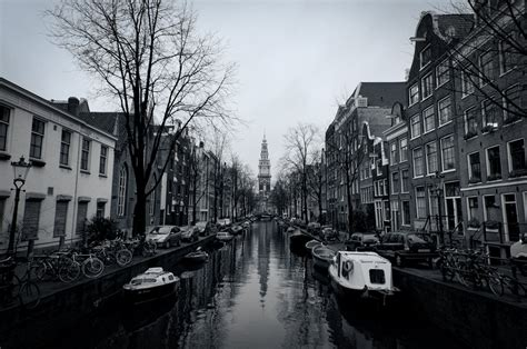 Photo Amsterdam Canal Mike Heller Photography