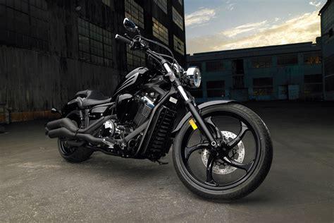 black motorbike 2011 yamaha stryker new motorcycle