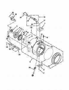 Whirlpool Wfw94hexw2 Washer Parts
