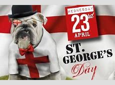 Saint Georges Day 2018 National Awareness Days Events