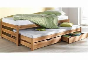 Bett Für 2 Jähriges Kind : funktionsbett mit 2 schlafgelegenheit kaufen otto ~ Markanthonyermac.com Haus und Dekorationen