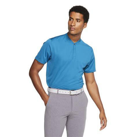 Nike Dri-FIT Tiger Woods Blade Collar Men's Golf Polo ...