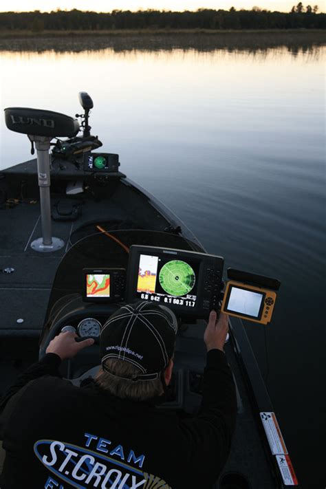 Walleye Boats For Sale In Wisconsin by Tricking Out Your Walleye Boat In Fisherman