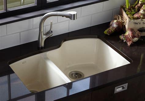 kohler kitchen faucet installation kohler k 5870 5u 7 wheatland undercounter offset