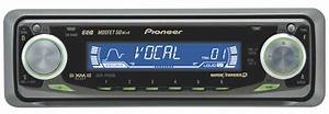 How To Set Time On Pioneer Mosfet 50wx4