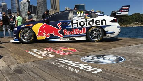 supercars holden contract future   motorsport
