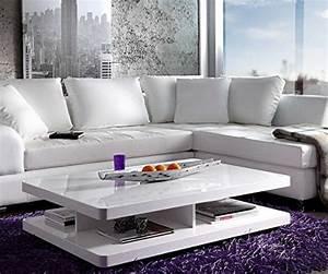 Wohnzimmertisch Weiß Hochglanz : wohnzimmertisch pocket hochglanz weiss 120x80 cm tisch online kaufen bei woonio ~ Indierocktalk.com Haus und Dekorationen