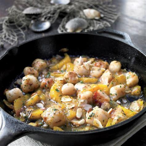 bay scallops recipe favorite winter citrus recipes new england today