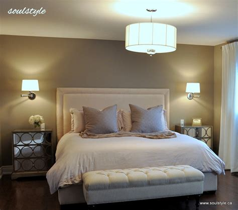 Bedroom Decorating Ideas Upholstered Bed by Upholstered Headboard Bench Soulstyle Interiors And Design