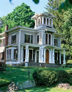 Photo Of Historic Italianate House Plans Ideas by Tour This Charming Connecticut Garden Garden Design Ideas