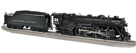 Vision Line 700e Hudsons On The Way!  Lionel Trains