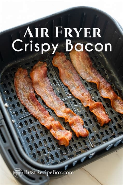 fryer bacon air recipe crispy power recipes quick fry oven box bestrecipebox cook easy fried geo74 wrapped use healthy