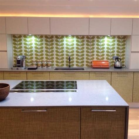 Kitchen Wallpaper, Orla Kiely And Wallpapers On Pinterest