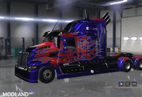 western star   mod  american truck simulator ats