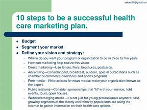 ppt on health care marketing With healthcare marketing plan template