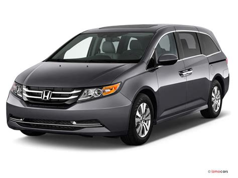 2016 Honda Odyssey Prices, Reviews & Listings For Sale