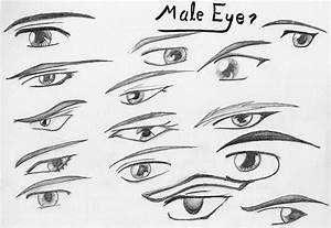 Male Eyes by Rob-u on DeviantArt
