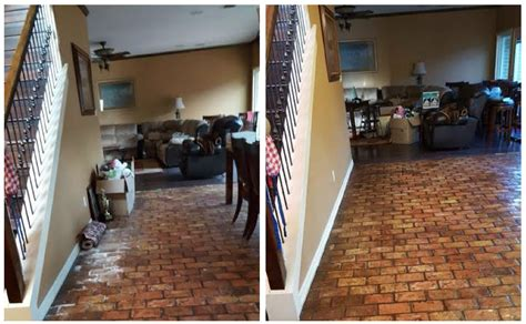 Saltillo Tile Cleaning Houston by Saltillo Flooring Restoration Houston Bizaillion Floors
