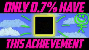 Only 0 7  Of Terraria Players Have This Achievement