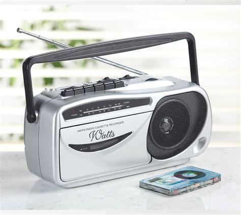 Cassette Radio - Readers Digest