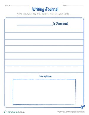 writing worksheets free printables education