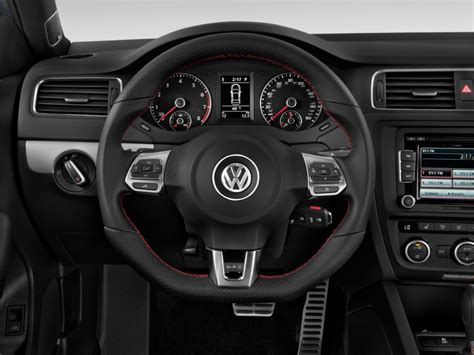 2014 Volkswagen Jetta Sedan 4-door Dsg Gli Steering
