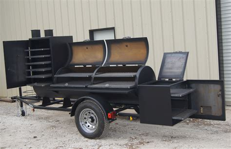 used pits for jj bbq pits on trailers for upcomingcarshq