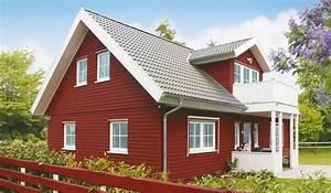 Holzhaus Fertighaus Schlüsselfertig : danhaus fertighaus holzhaus schwedenhaus amrum l mit gaube balkon ~ A.2002-acura-tl-radio.info Haus und Dekorationen