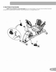 Schwinn 270 Recument Exercise Bike Manual