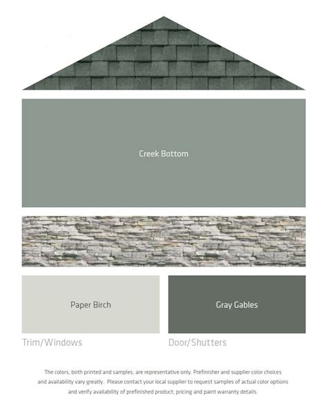 exterior colors  grey  black roof exterior house