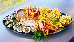 Image Gallery seafood platter