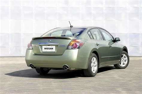 2009 Nissan Altima Hybrid by 2009 Nissan Altima Hybrid Conceptcarz