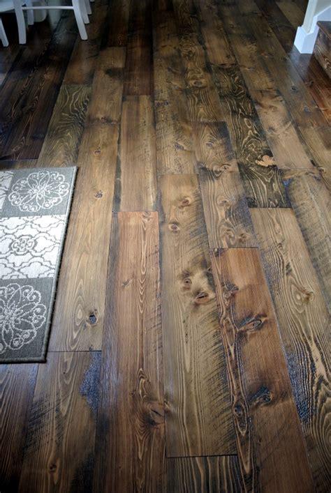 Rough Cut Lumber Hardwood Flooring  Floor Matttroy
