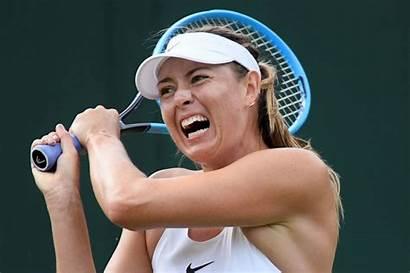 Sharapova Maria Wimbledon Tennis Championships London Lawn