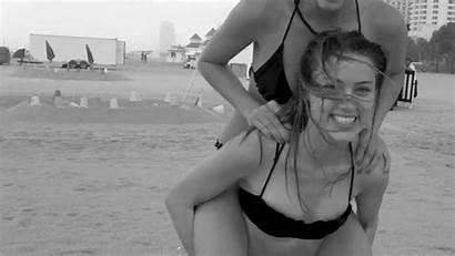 Amber Heard Bikini Gifs