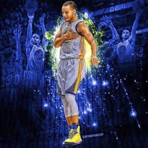 Cool Pictures of Steph Curry Basketball