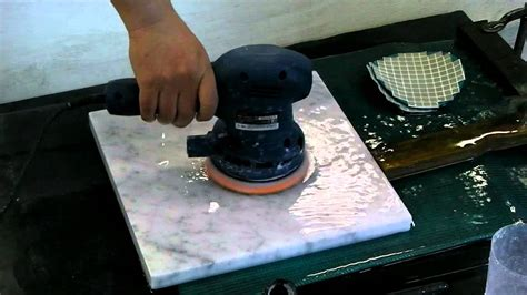 Floor Tile Polisher Buffer by Marble Polishing By Orbital Sander