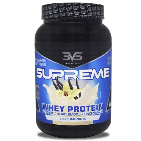 supreme whey protein whey supreme 900g 3vs nutrition