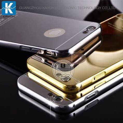 mirror phone kayoh soft tpu mirror phone for iphone 5 5s 6 6s