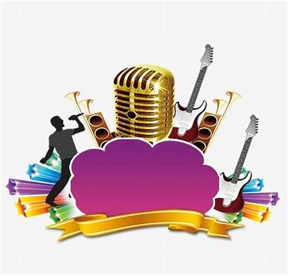 Musical Instruments Instrument Background Clipart Microphone Transparent
