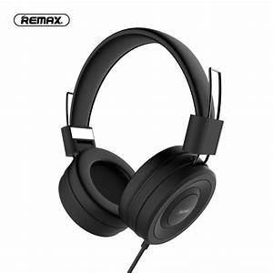 2018 New Arrival Remax Wired Stereo Noise Cancelling