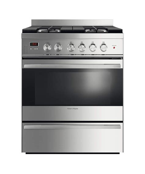 "OR30SDBMX1  Fisher & Paykel 30"" Gas Range"