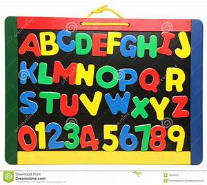 colorful wooden alphabet and numbers royalty free stock With abc numbers and letters
