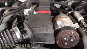 00 01 02 03 Chevy S10 2 2 Used Engine Transmission Auto Parts Orlando Junkyard S15 Hombre